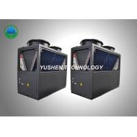 China 62 DBA Air Source Central Air Conditioner Heat Pump , Heating And Cooling Units wholesale