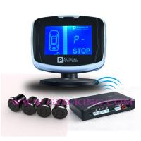 China Wireless Parking Sensor With LCD Display wholesale