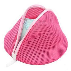 China Sponge Mesh Womens Underwear Bra Laundry Bag , Hosiery Protect Aid Mesh Bags on sale