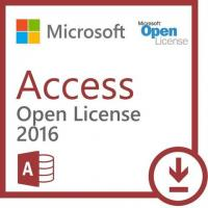 China Microsoft Access 2016 Open License Runs On Windows Open Business wholesale