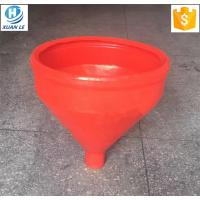China 25*36cm stackable food grade large plastic funnel for sale wholesale