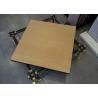 China Damp - Proof Wooden Raised Floor Raise Up Floor PVC Surface Finish B2 Fireproof Grade wholesale