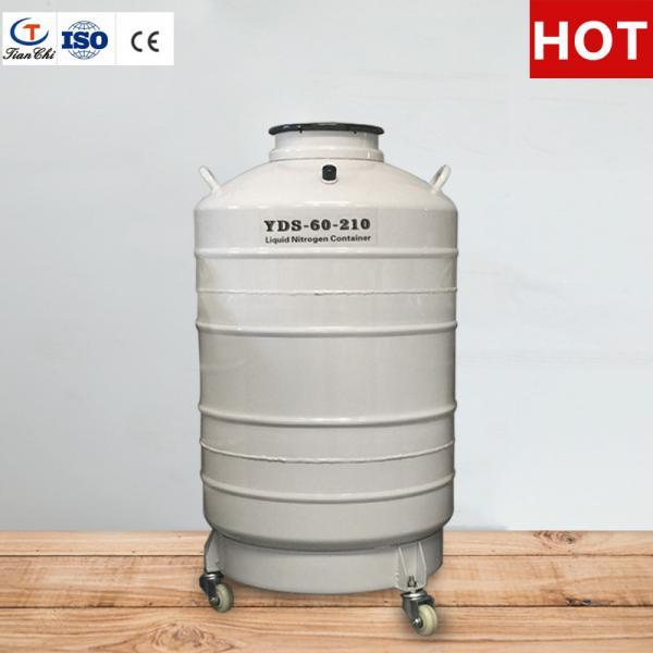 Quality TIANCHI Liquid Nitrogen Tank 100L Semen Container Price for sale