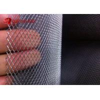 China Diamond Micro Expanded Metal Mesh Aluminium Netting With Small Size Hole wholesale