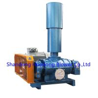 China AIRUS Blower Cast Iron Tri Lobe Roots Air Blower for Pipe Dry and Clean Pipes wholesale