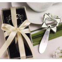 China wedding gift bottle opener, silver plated opener wholesale