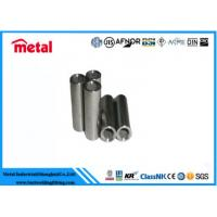 China ASTM A671 Gr.CC65 Hot Dip Galvanized Tube ERW Certificate Plain / Threaded End wholesale