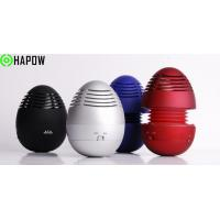 China AUX Hamburger Mini Speaker With 3.5 mm Jack / 3.7 V / 180 MA For Mp3, Mp4, PC wholesale