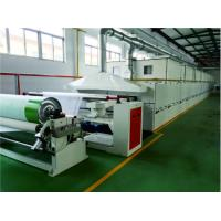 China Frequency Control Fabric Stenter Machine High - Temperature Open Width wholesale