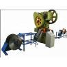 China Steel Razor Barbed Wire Machine / Automatic Barbed Wire Making Machine Light Duty wholesale