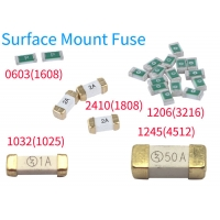 China Quick Blow Ceramic Package SMD Cartridge Fuse 4512 50A 72VDC wholesale
