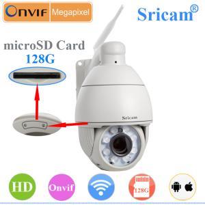 China Sricam SP008 samsung cctv camera box camera dome camera ir camera ptz camera wholesale
