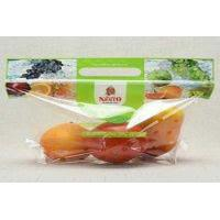 China Stand Up Fresh Fruit Bags Packaging BOPP Material Reusable With A Tear Notch wholesale