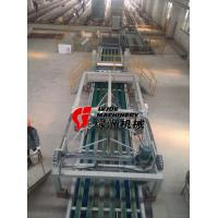 China Professional Magnesium Oxide Board Production Line Automatic Flying Saw wholesale