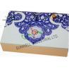 China Both Sides Printing Cardboard Food Packaging Boxes , Mooncake Display Packaging Box wholesale