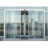 Induction Motorized Sliding Doors Automatic With Frame Or Frameless Frame Manufactures