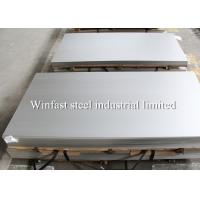 China Grade 304 Cold Rolled Stainless Steel Sheet 1500mm 1800mm 2000mm Width 2B Finish wholesale