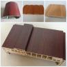 China PVC Wrap Wood Plastic Composite WPC wholesale