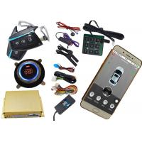 Mobile App Control Gsm Car Security System Using Mobile Phone SMS Alarm Information Feedback Manufactures
