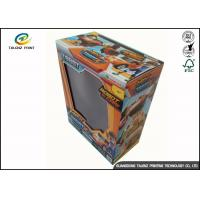 China Foldable Cardboard Packing Boxes With Screen Printing High Security on sale