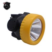 China BO-2000 High-performance Miners Cap Lamp Cree LED Cordless Mining Cap Lights Water-Proof Miner Cap Lamp on sale
