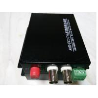 China 960P HD TVI / CVI / AHD Transmitter Receiver Fiber Optic To BNC Digital Video Converter wholesale