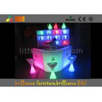 LED Lighting Furniture , bar counter for Events & Party Manufactures