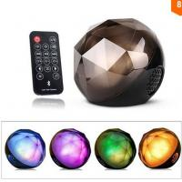 China 2016 LED Magic Color Ball bluetooth Speaker Stereo Wireless Audio Player Support TF Remote control For Christmas Party wholesale