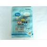 China Printing Aluminium Foil Bag , Bathing Gloves Transparent Packaging Bag wholesale