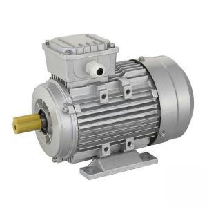 China Aluminum IP44 5.5KW 7.5HP IE3 3 Phase Induction Motor wholesale