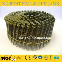 China 2.3*57 mm Wire Welded Pallet Coil Nails coil nail on sale
