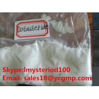 China Pharmaceutical Anabolic Androgenic Steroids 164656-23-9 Dutasteride Powder for Bodybuilding wholesale