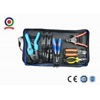 China Portable High Precision MC4 Tool Kit , Interchangeable MC4 Connector Crimping Tool wholesale
