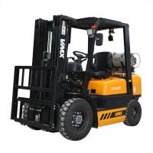 China Optional Color Gasoline LPG Forklift 2.5 Ton Automatic Transmission wholesale