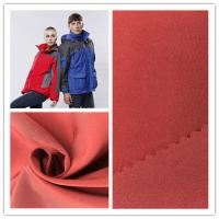 Anti Shrinkage Lightweight Polyester Fabric High Elastic Resilience Absorb Perspiration