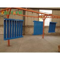 China Transportation 2 Way Stackable Steel Pallets Removing  Hygienic   In Food Industry wholesale