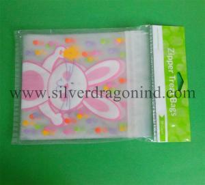 China Plastic Zipper Treat bag wholesale