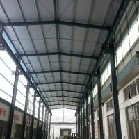 China High Custom Long Span Steel Structures For Warehouse Short Fabrication Time wholesale