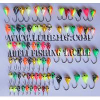 China ice fishing lure on sale