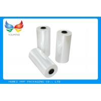 China 40 Micron High Clear 52% PVC /  78% PETG Shrink Film Roll For Heat Shrink Labels wholesale