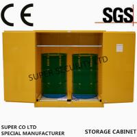 China Hazardous Flammable Liquid Storage Cabinet in  labs, minel, stock, chemical company stock, workshop wholesale