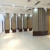 Exhibition Hall Acrylic Soundproof Room Folding Gypsum Board Movable Partition Wall