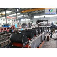 China T40100 Dewatering Chain  Bucket Elevator For Conveying Washed Block And Granular Materials wholesale