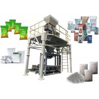 China PLC Control Automatic Bag Packing Machine , Filling And Sealing Machine Open Top Bag on sale
