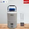 China TIANCHI Liquid Nitrogen Biological Container 10L Aviation Aluminum Tank Price wholesale
