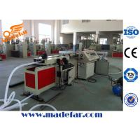 China PVC/PE/PP Single Wall Corrugated Pipe Production Line wholesale