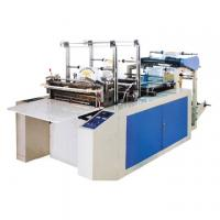 China SHXJ-D800/900/1000 Automatic Double-layer Four-lines Bag-making Machine on sale