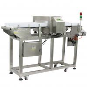 China Stainless Steel Interceptor Industrial Metal Detector Conveyor Belt 220 Voltage wholesale