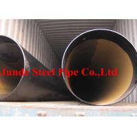 China API 5L GrA and B LSAW pipe is a popular goods in steel area . wholesale
