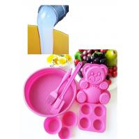 China Fast Setting High Tear Resistance Food Liquid Silicone Rubber For Kitchen Utensils wholesale